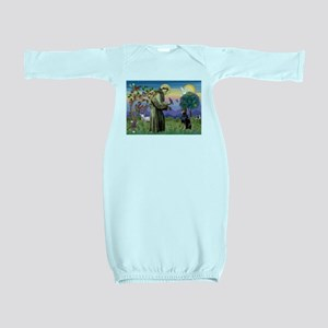 St. Francis Dobie Baby Gown