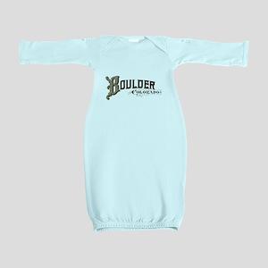Boulder Colorado Baby Gown