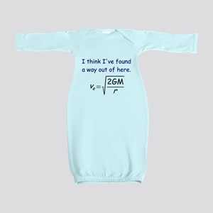 Escape Velocity Baby Gown