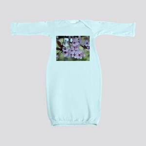 Cherry blossoms in spring time Baby Gown