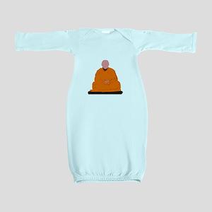 ZEN MONK Baby Gown
