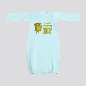 Being Cheesy Baby Gown