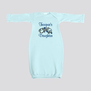Trooper's Daughter Baby Gown