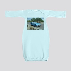 Plymouth Duster 1973 Baby Gown