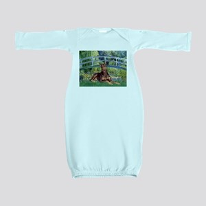Bridge / Doberman Baby Gown