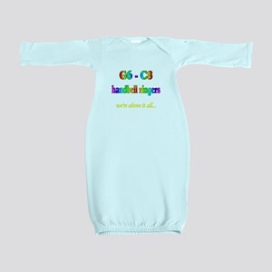 g6-c8 Baby Gown