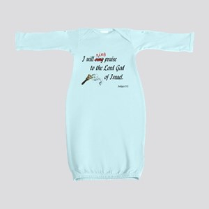 Ring Praise Baby Gown