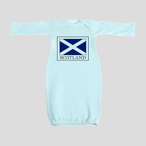 Scotland Baby Gown