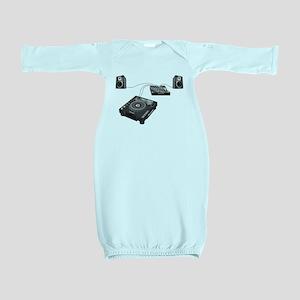 My CDJ Setup Baby Gown