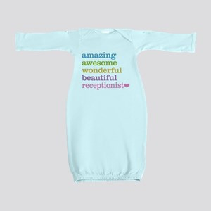 Receptionist Baby Gown