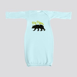 Big Dipper Baby Gown