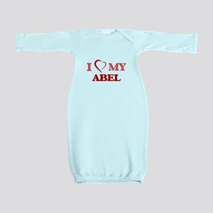 I love my Abel Baby Gown