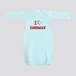 I love Dismay Baby Gown