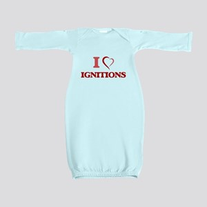 I love Ignitions Baby Gown