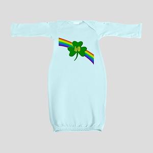 40rbwshmrbtn Baby Gown