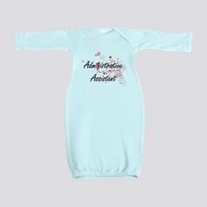 Administrative Assistant Artistic Job De Baby Gown