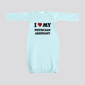 I love my Physician Assistant Baby Gown