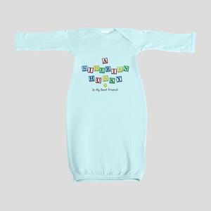 Blocks_SHusky Baby Gown