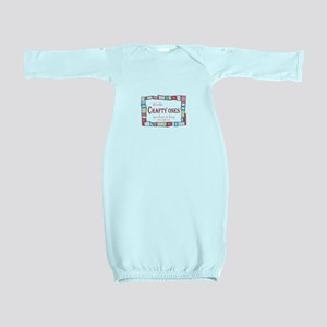 QUILTING HUMOR Baby Gown