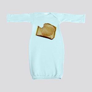 bl_grilledcheese Baby Gown