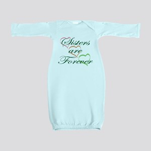 Sisters Are Forever Baby Gown