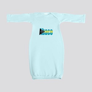 Abaco Bahamas Baby Gown