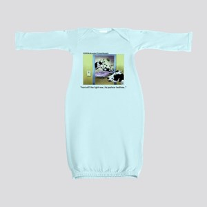 Pasteur Bedtime 4 Baby Cows Baby Gown