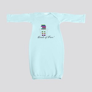 Loads of Fun Baby Gown
