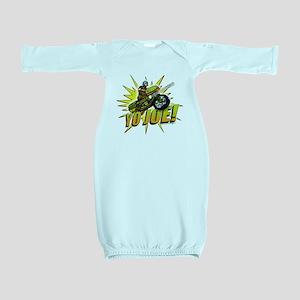 G.I. Joe YO Joe Baby Gown