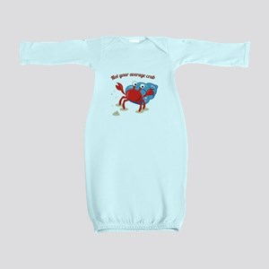 Average Crab Baby Gown