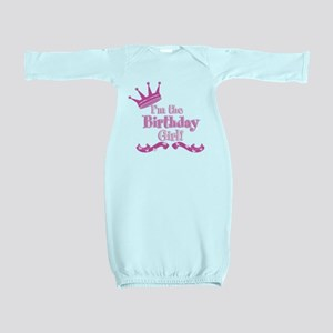 Birthday Girl 2 Baby Gown
