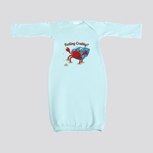 Feeling Crabby? Baby Gown