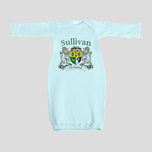 Sullivan Irish Coat of Arms Baby Gown