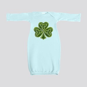 Celtic Trinity Baby Gown