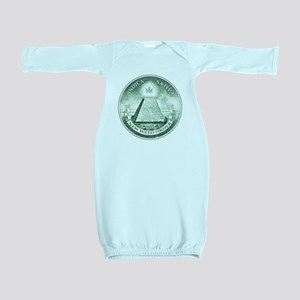 New Weed Order by mouseman Baby Gown