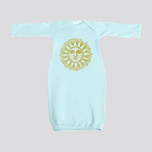 Sunny Day Baby Gown