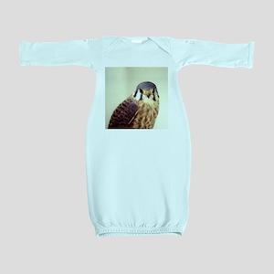 American Kestrel Baby Gown