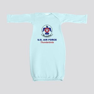 U.S. Air Force Thunderbirds Baby Gown