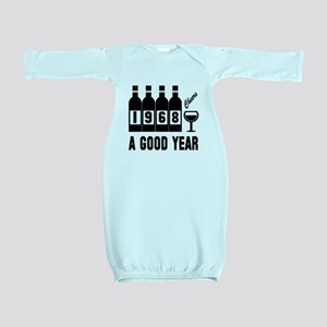 1968 A Good Year, Cheers Baby Gown