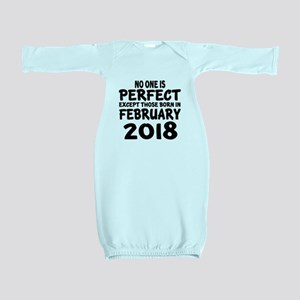 February 2018 Birthday Designs Baby Gown