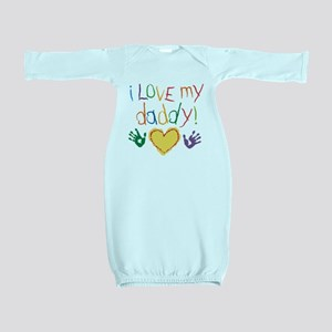 Dad1 Baby Gown