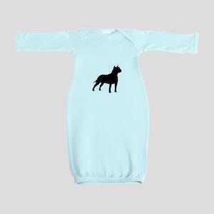 american-staffordshire-terrier- silo black Baby Go