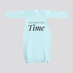 Adventure Time Baby Gown