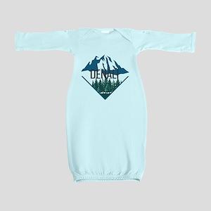 Denali - Alaska Baby Gown