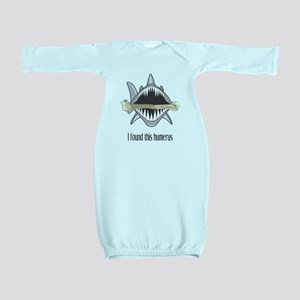 Funny Shark Baby Gown