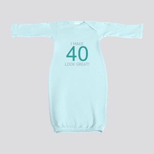 Custom Birthday Baby Gown