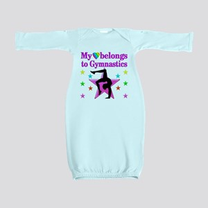GYMNAST GIRL Baby Gown