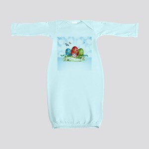 Happy Easter Baby Gown