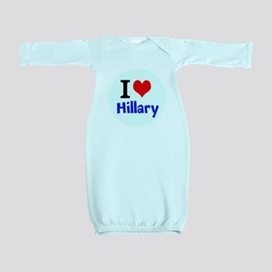 I love Hillary Baby Gown