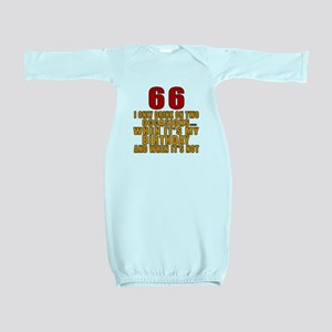 66 Birthday Designs Baby Gown